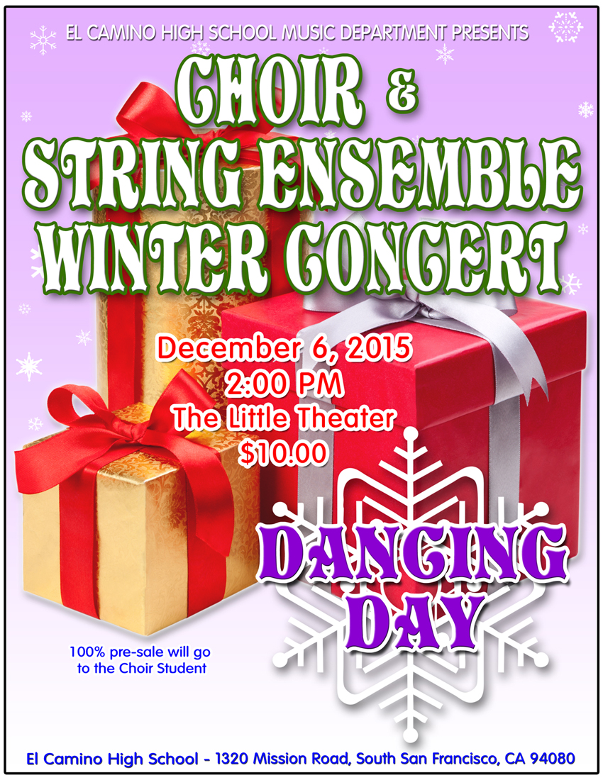 Choir Winter Concert: Dancing Day