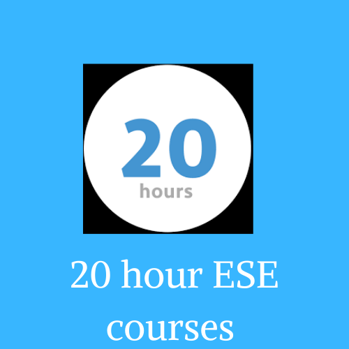 ESE Courses