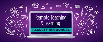 Remote Teaching and Learning