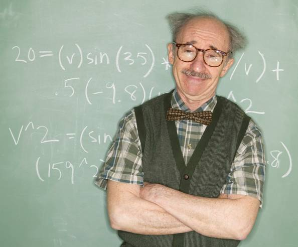 Math Professor