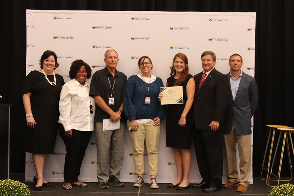 Science winners for West Florida Tech