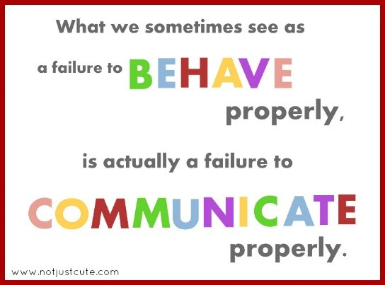 Behave and Communicate