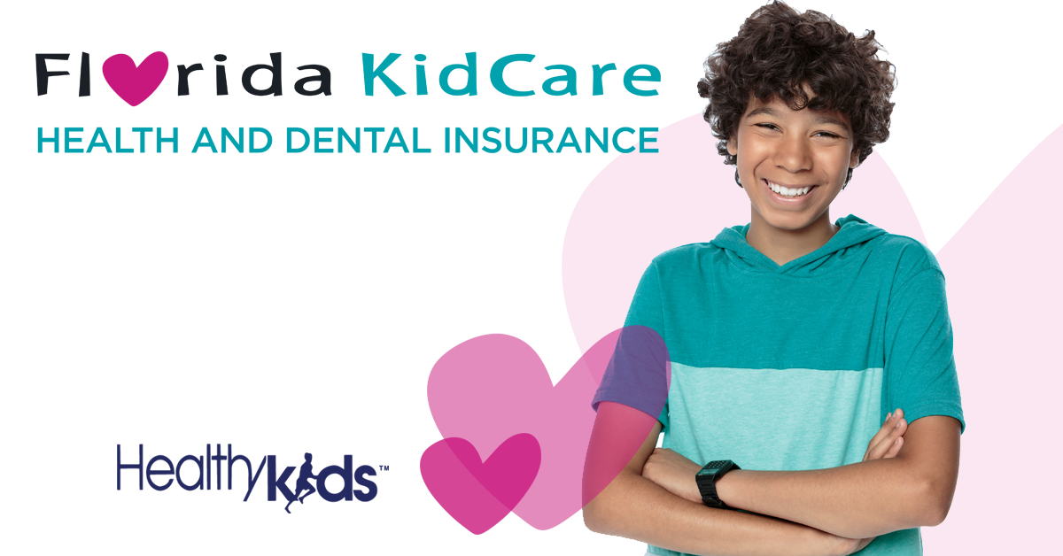 Florida Kid Care Logo