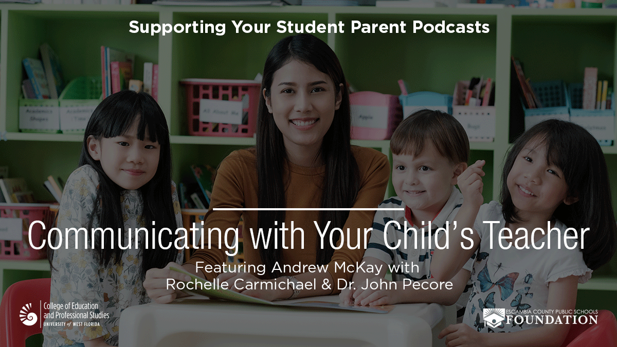Podcast Communicating with Your Child's Teacher