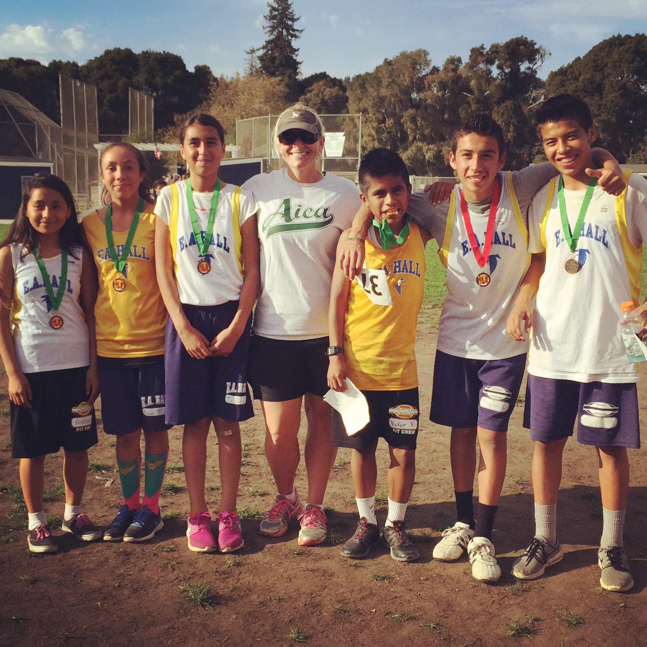 Cross Country Finals 2015