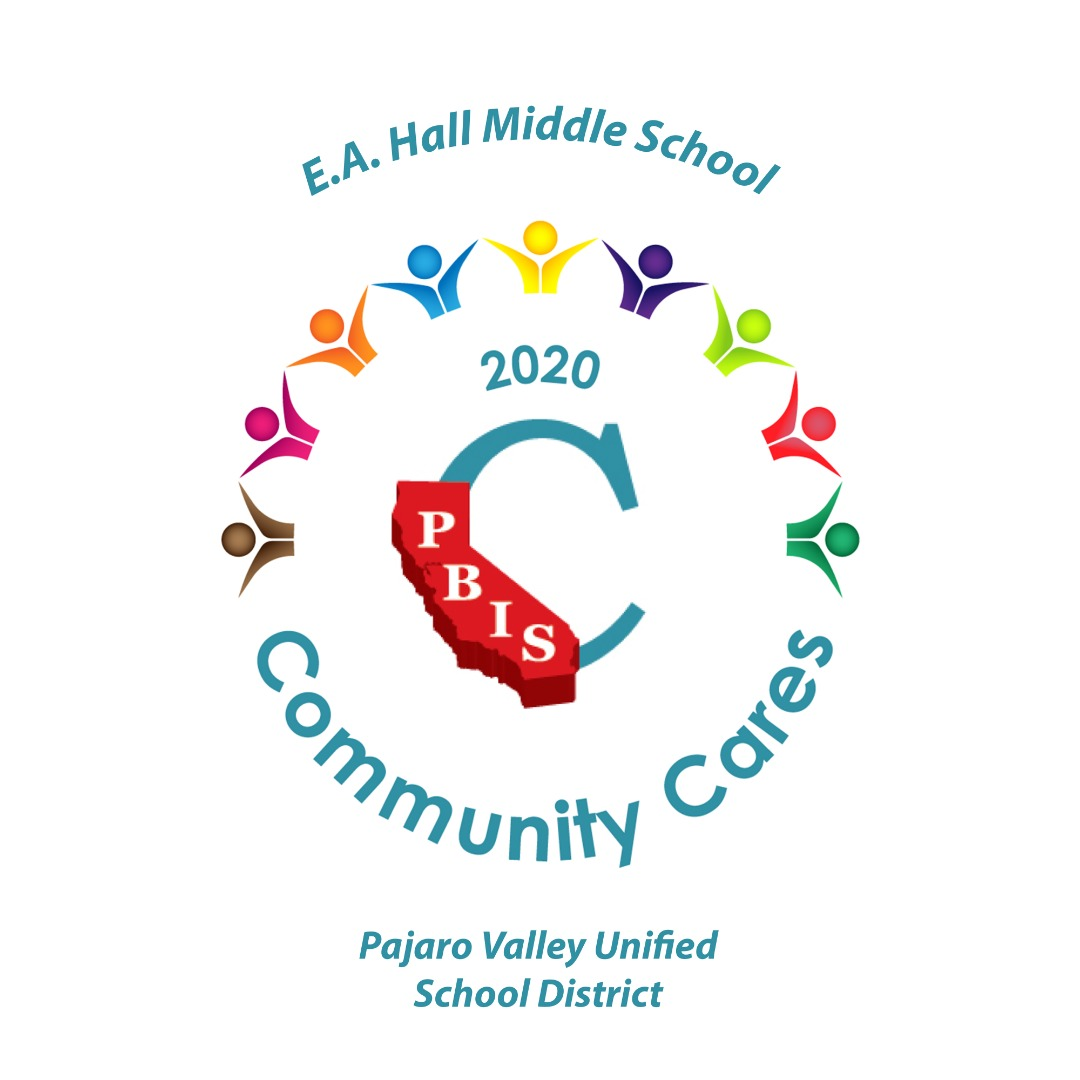 EAHALL Middle School Recognized by PBIS