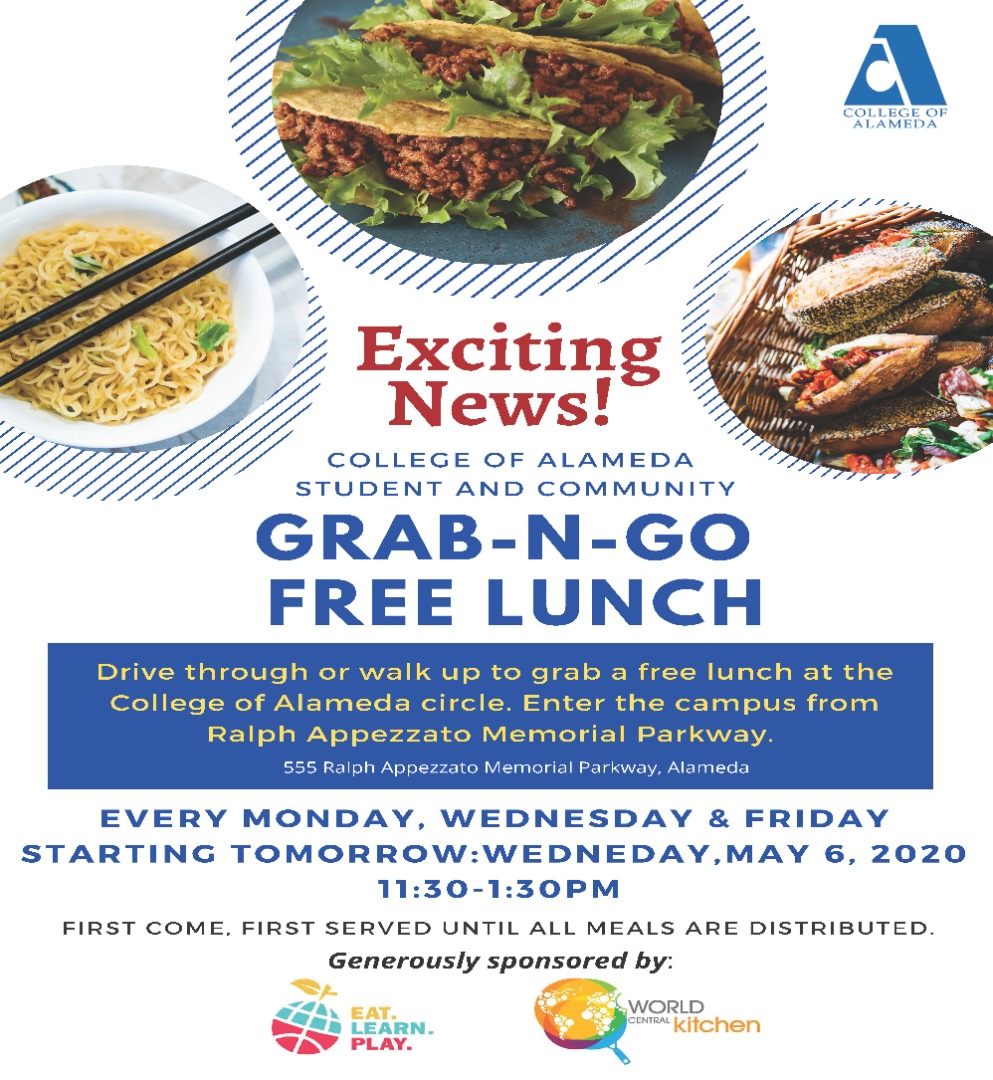 Grab-N-Go Free Lunch
