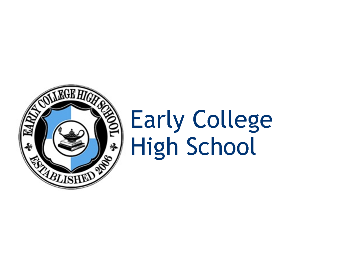 Early College High School Logo