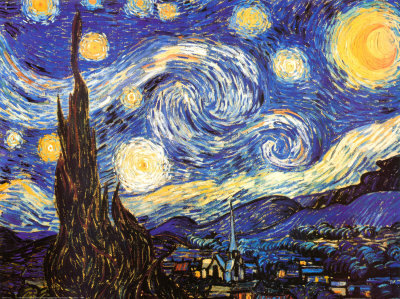 VanGogh s Starry Night