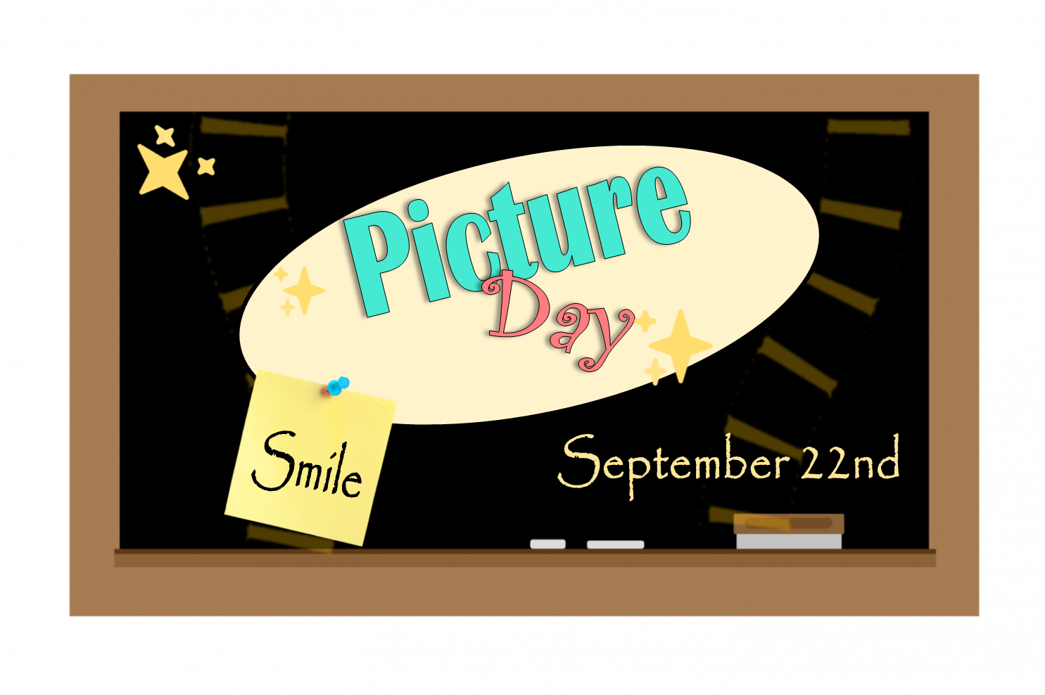 Picture Day September 22