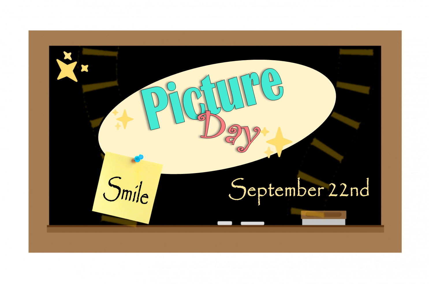 Picture day September 22nd