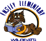 Cartoon picture of cat reading book