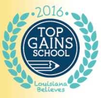 Top Gains School Logo
