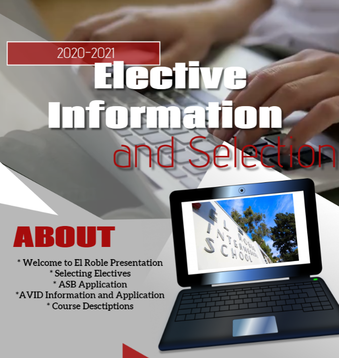 Elective Selection Information