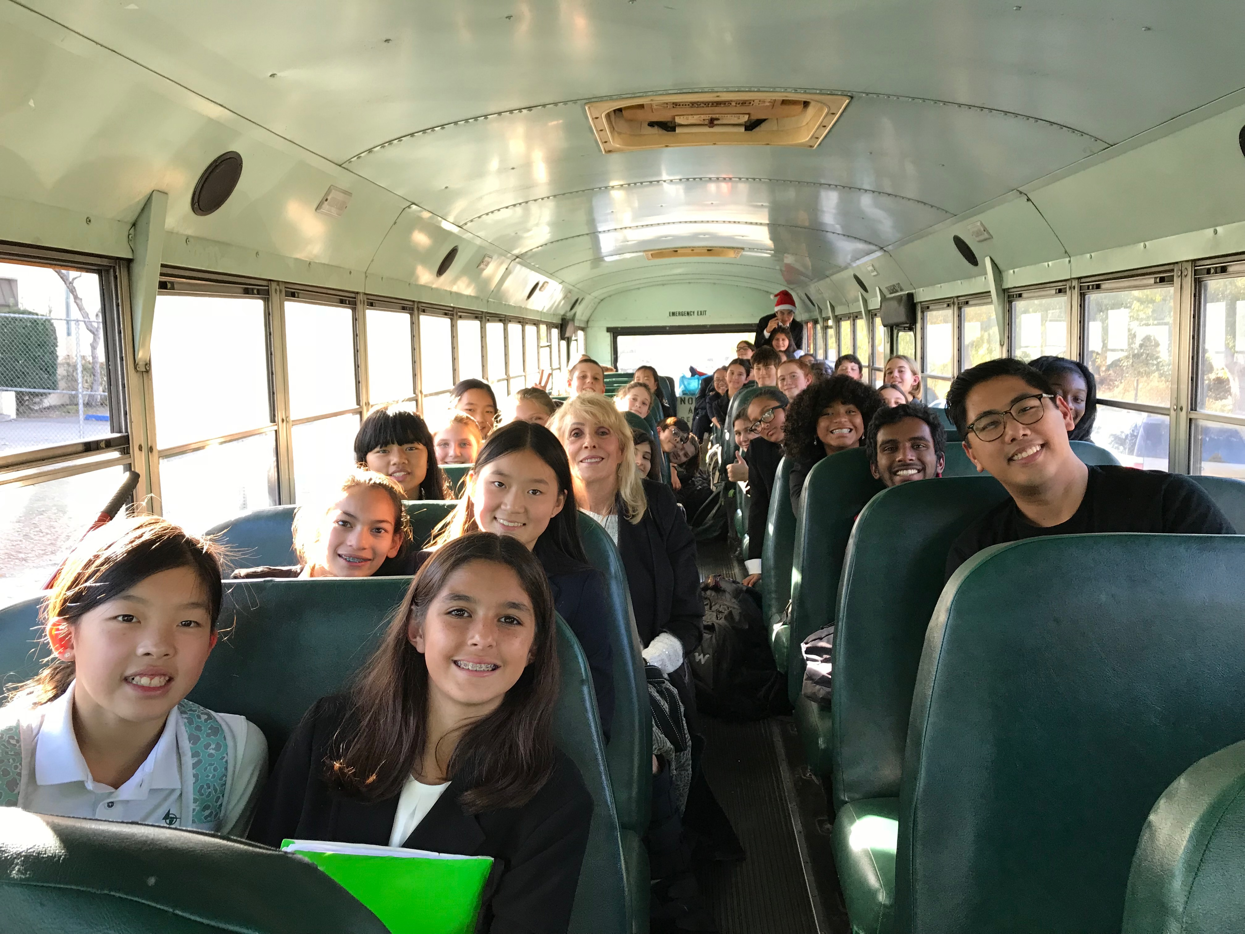 On the Way to Walter Reed and SCJFL T-2!