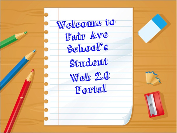 web 2.0 portal welcome