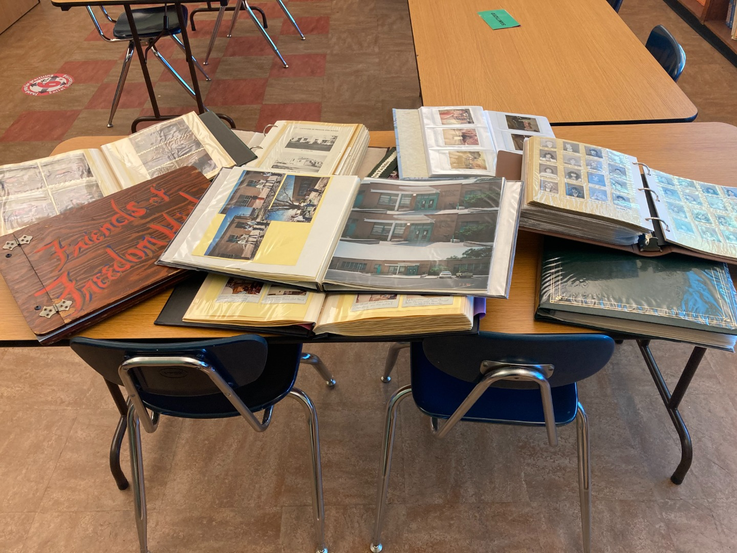 Sifting through 50 years of photo albums to investigate Freedom History