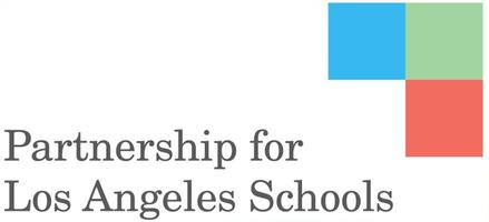 partnership for los angeles schools logo