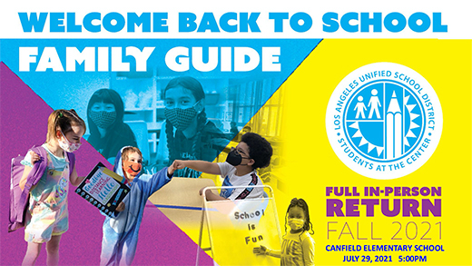 Click to view 2021 Back to School Guide