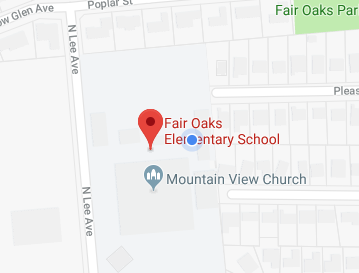 Map of Our School