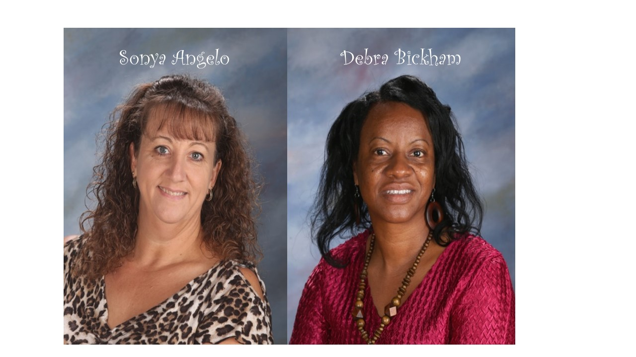 Teacher & Support Personnel of the Month
