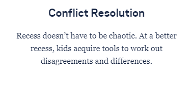 Playworks Helps with Conflict Resolution