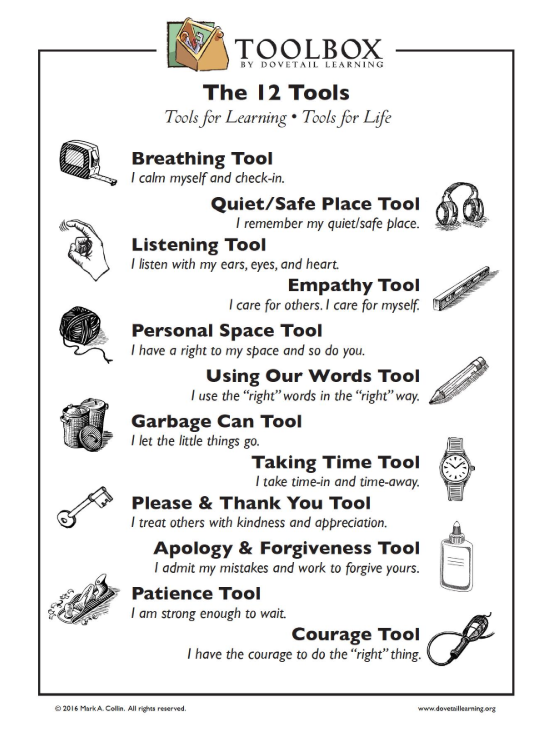 Toolbox Tools for Kids to Use