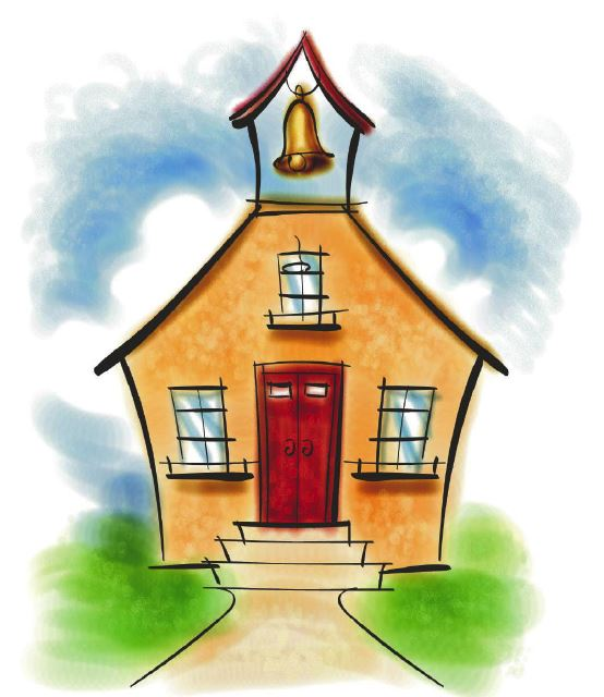 School House Clip Art