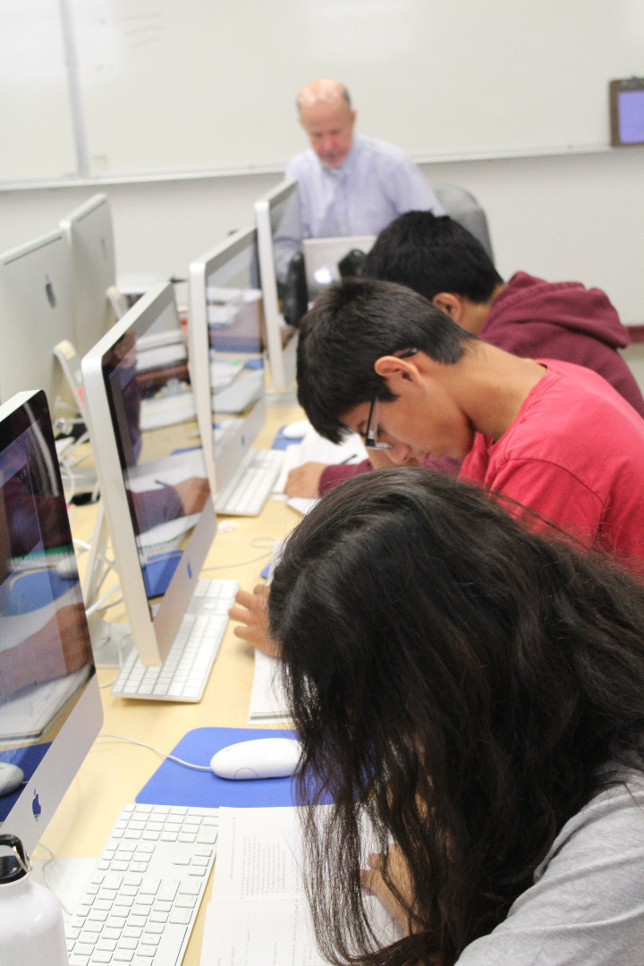 Our computer science students