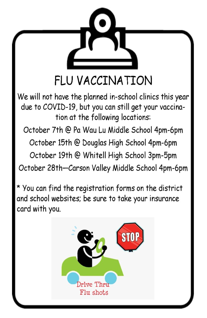 Fall Flu Vaccinations