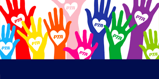 PTA raised hands clip art