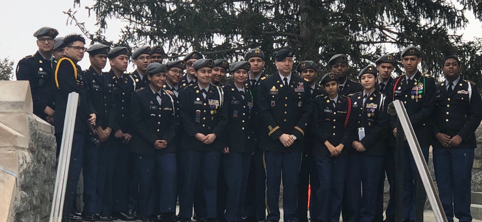 JROTC Squad photo