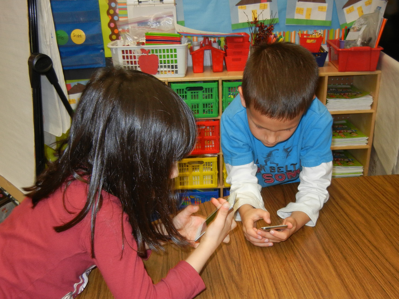 Technology in Kinder