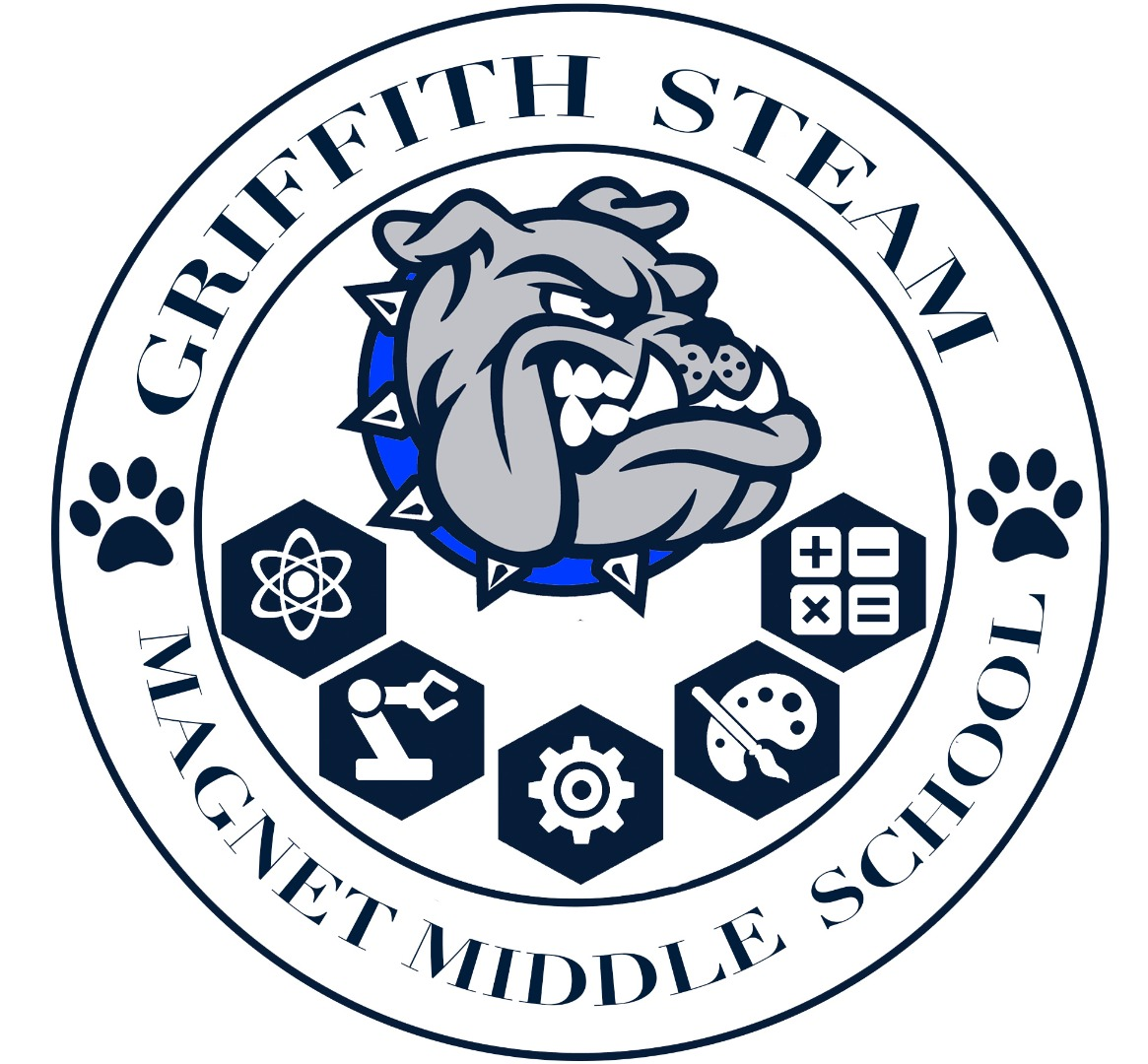 Griffith Bulldog logo
