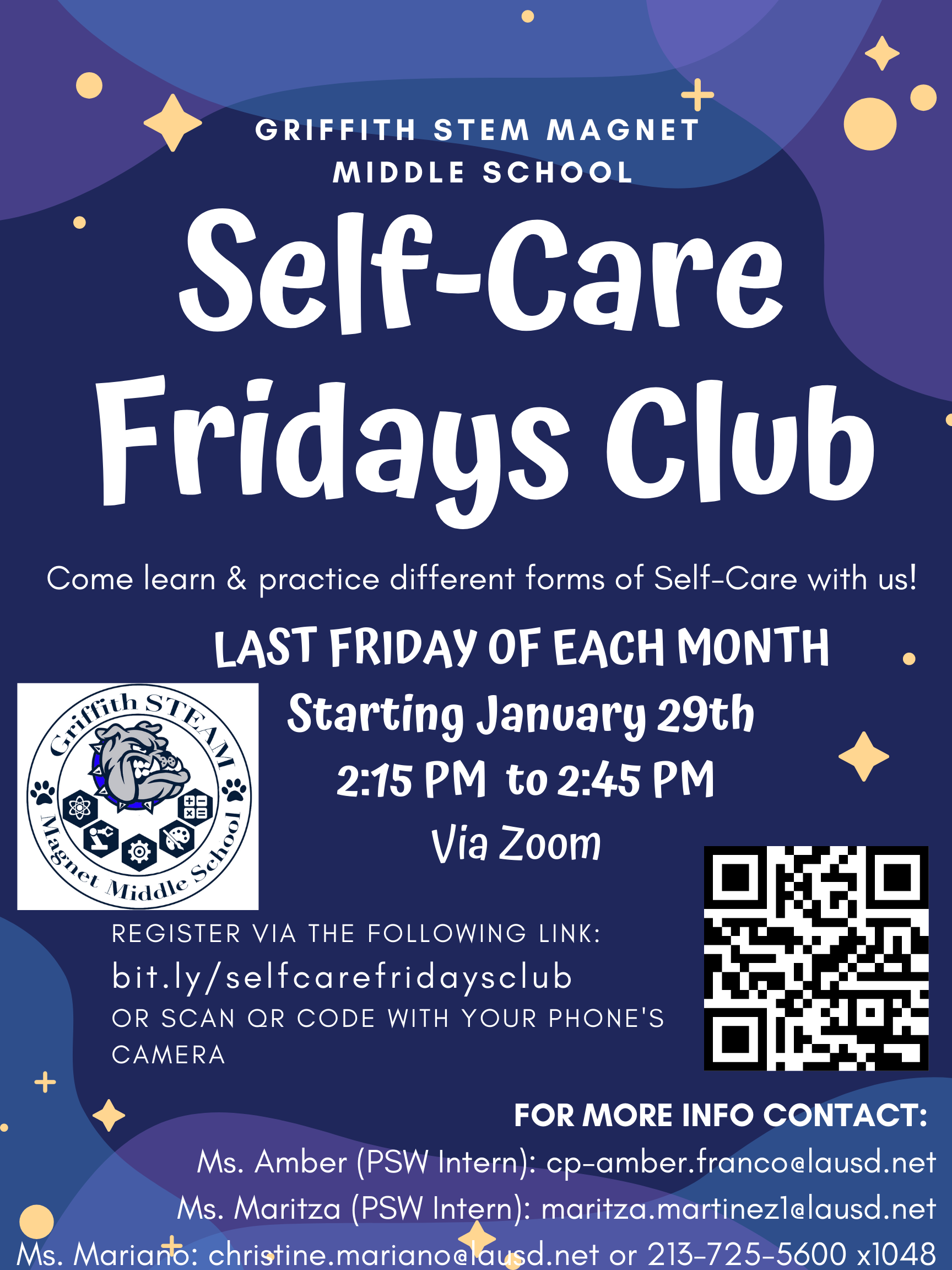SELF CARE FRIDAYS!
