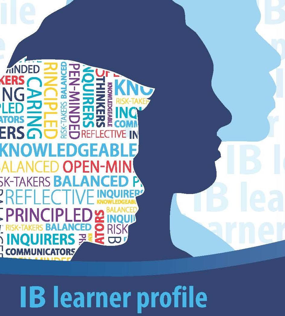 IB learner profile flyer