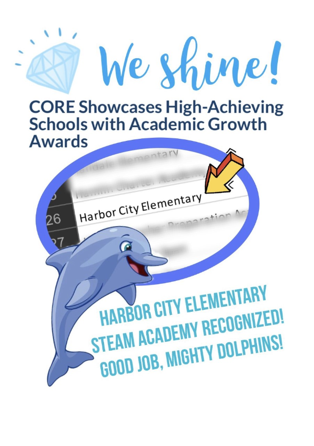 Core Showcases High-Achieving Schools