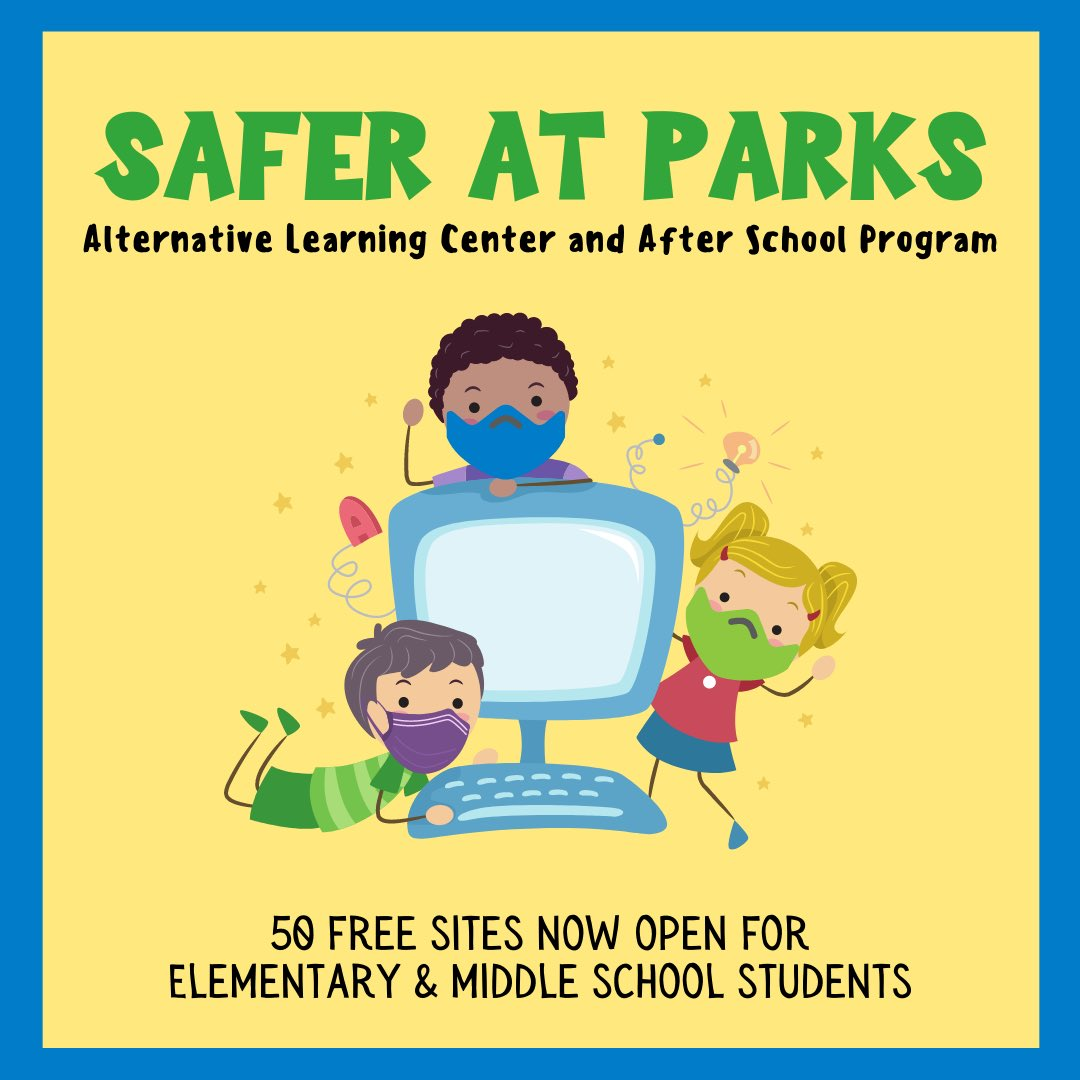 Safer at Parks_English