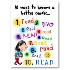 How do you become a better reader?