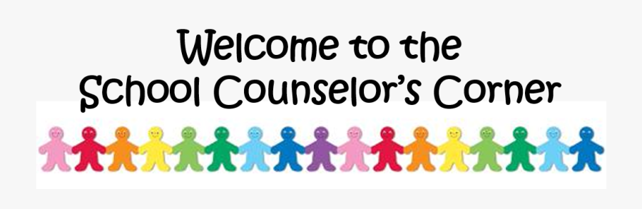 WELCOME TO SCHOOL COUNSELOR'S CORNER