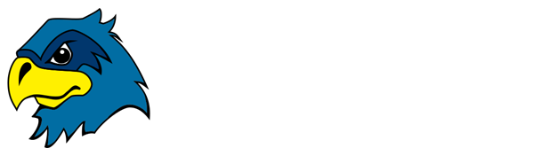 Hubert Humphrey Elementary School hawk logo