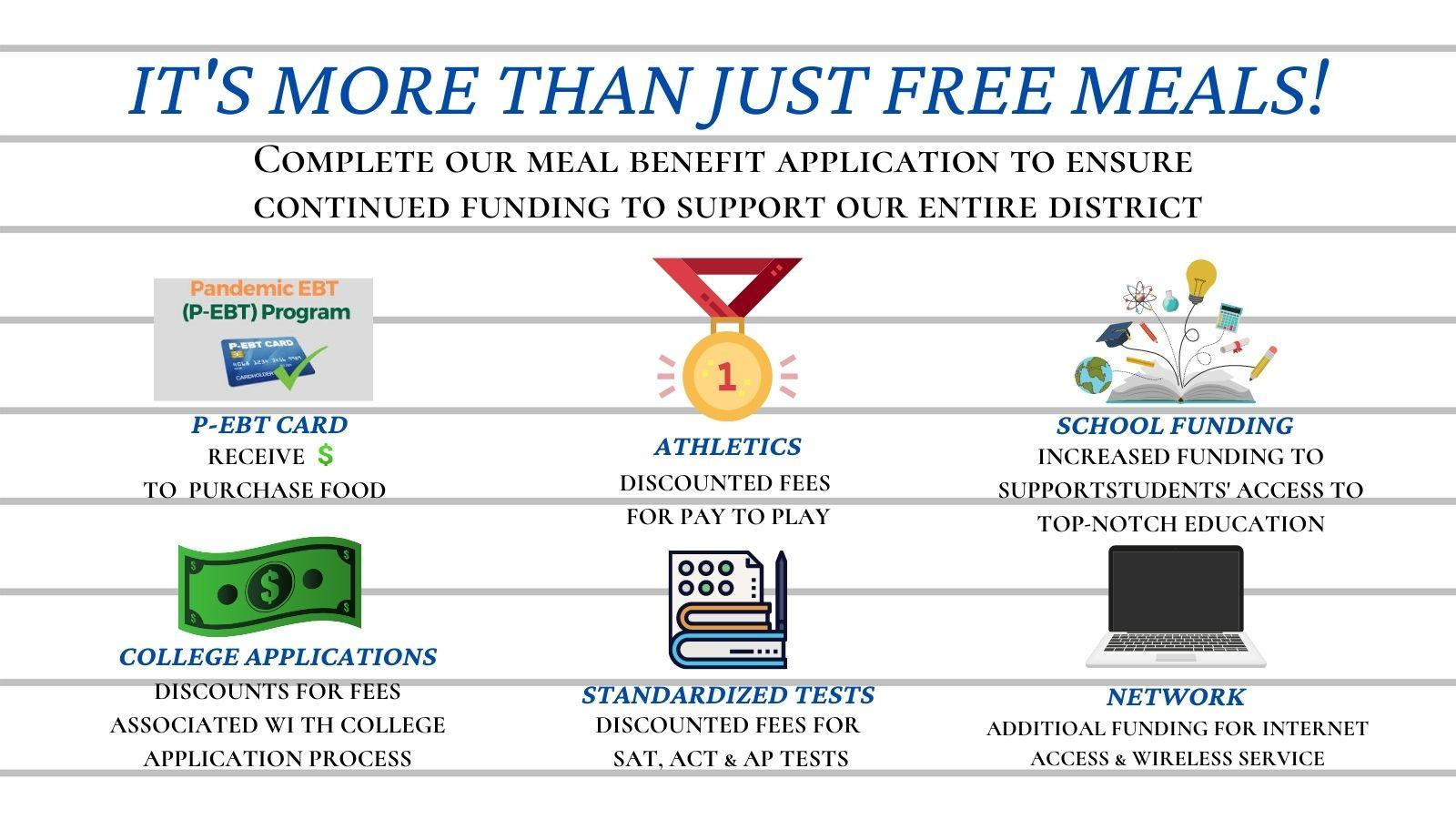 More than just Free Meals