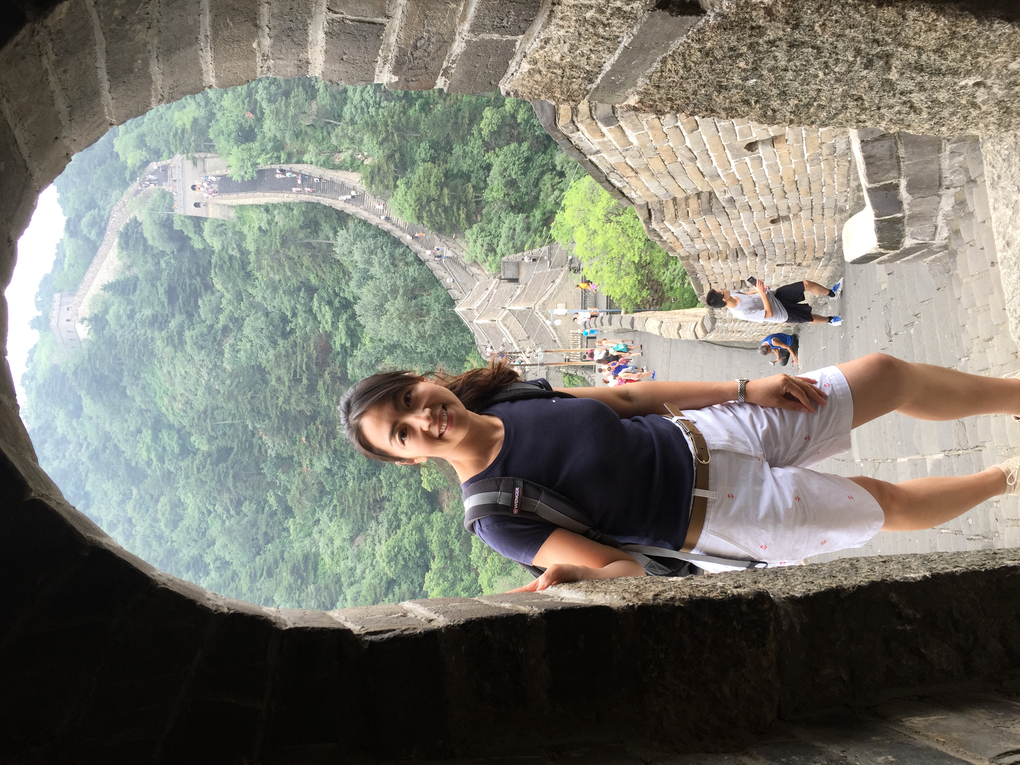 Picture at The Great Wall