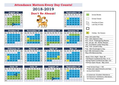 Attendance Matters - Don't be Absent