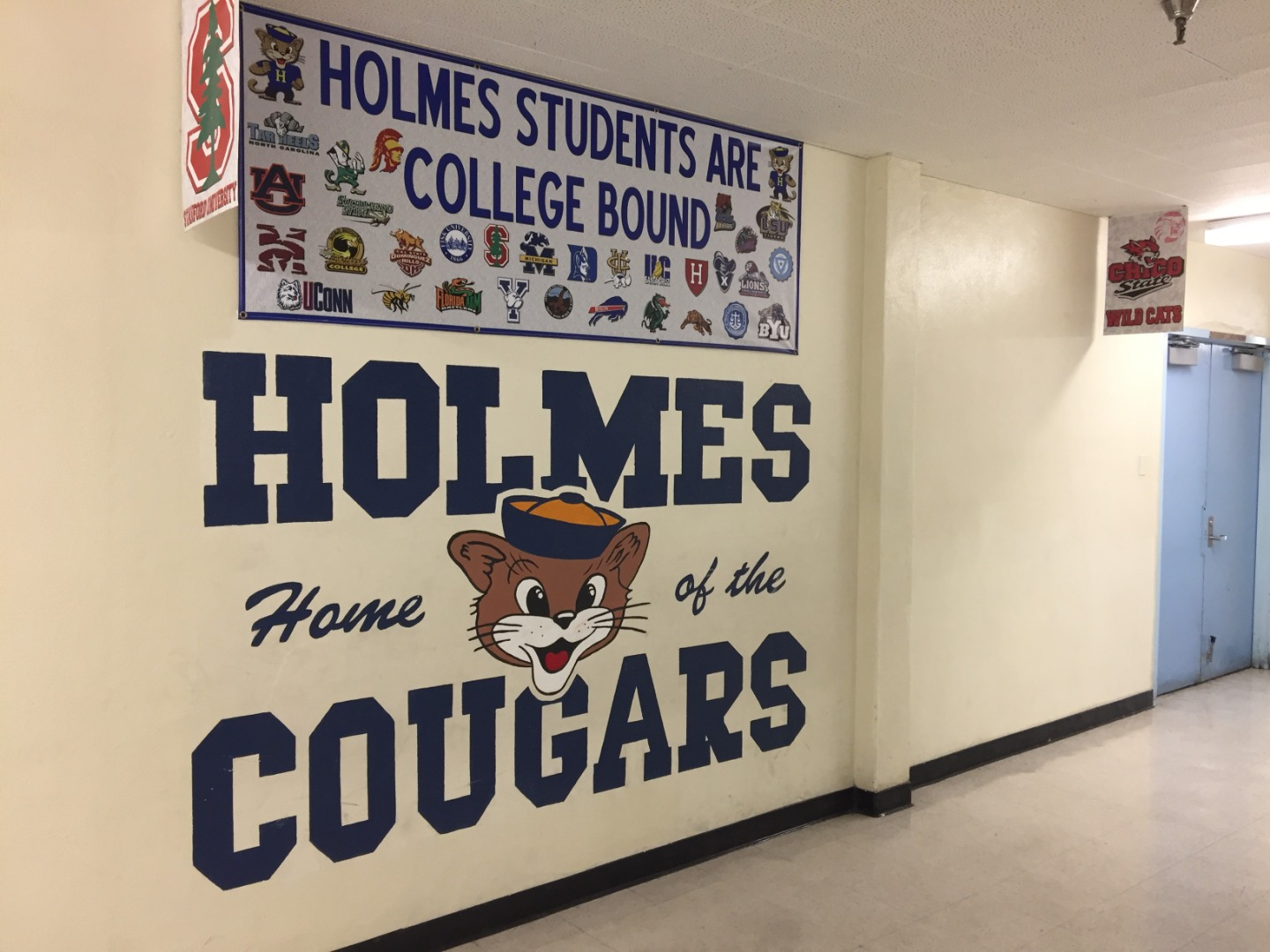 Welcome To Holmes Avenue!