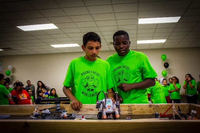Jr. Robotics Competition