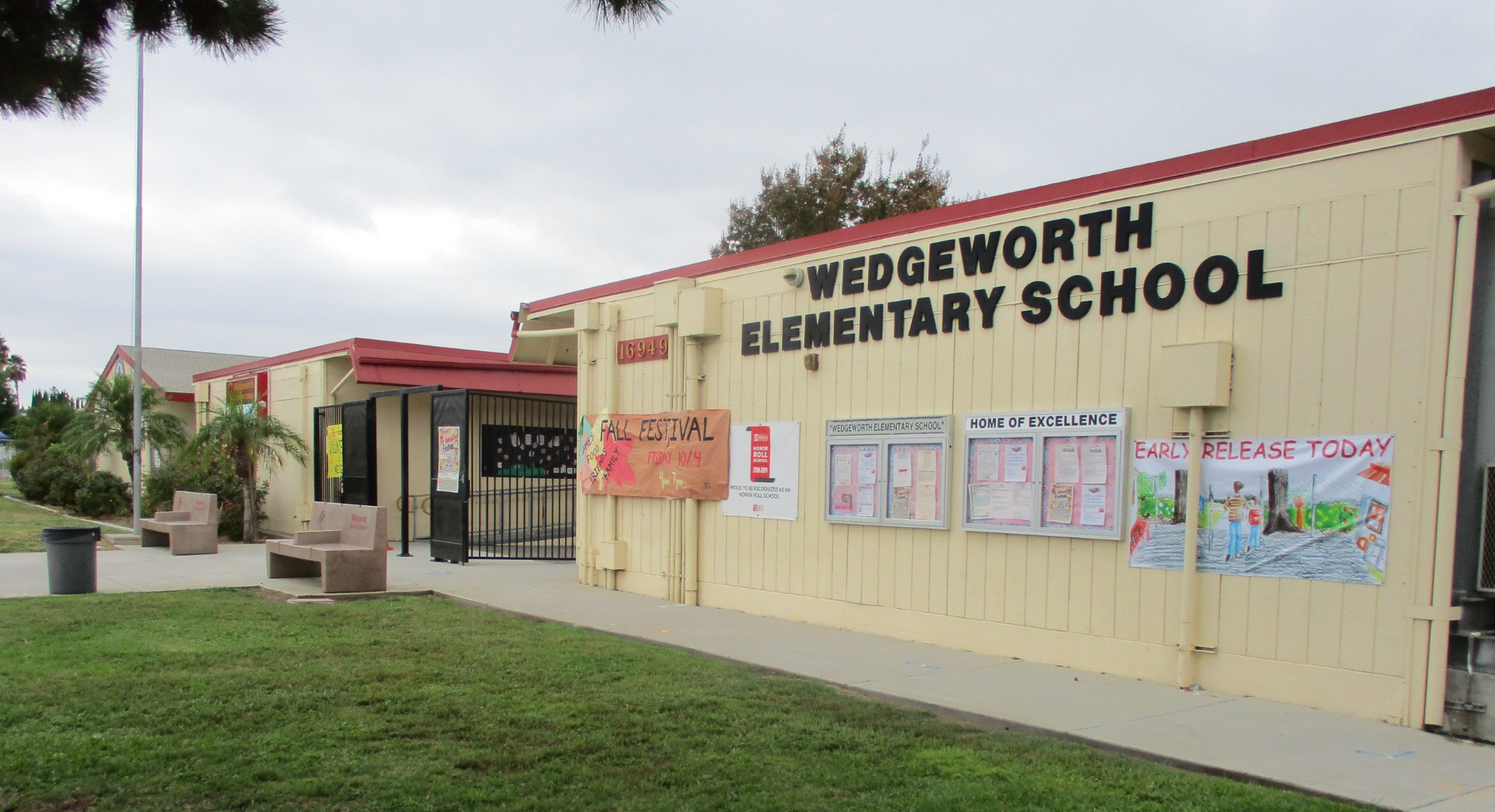 Wedgeworth School-Current