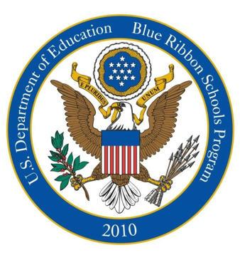 2010 National Blue Ribbon School