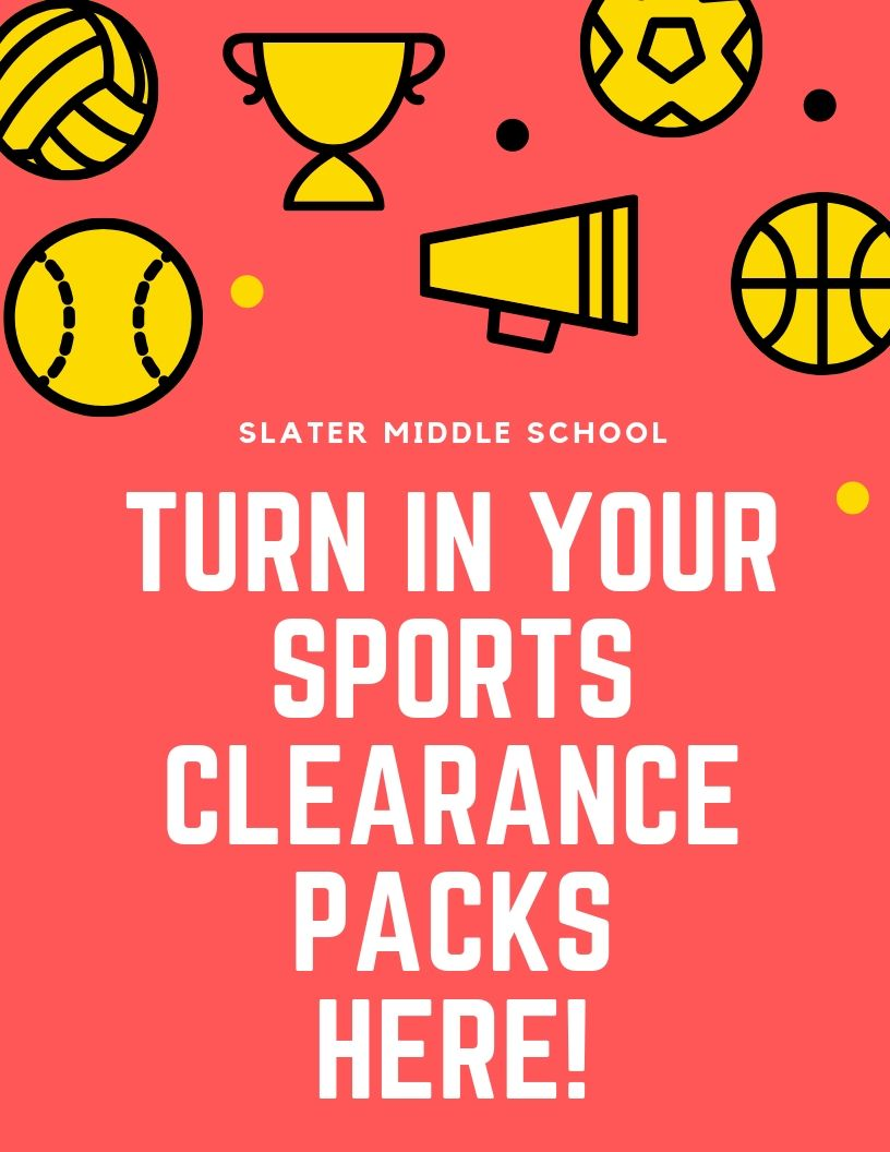 Turn in Your Sports Clearance Packs Her