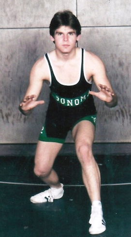 Coach Benbow - Back in the Day!